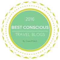 Best Conscious Travel Blogs Award 2016