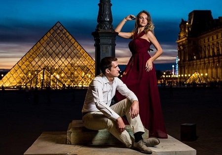 Image That Shows That The Exquisite Pre-Wedding Engagement Photography