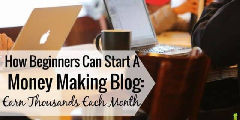 How to make money with your blog.