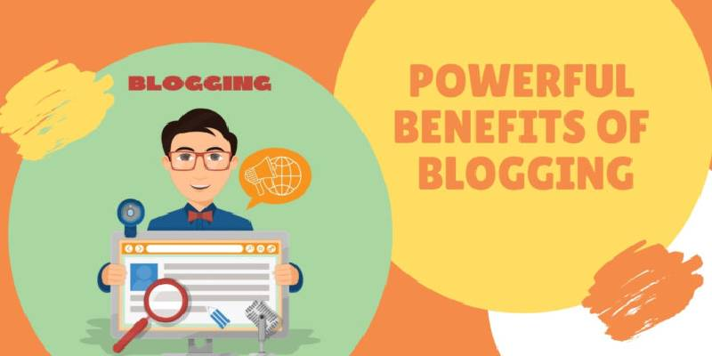 Powerful Benefits of Blogging.