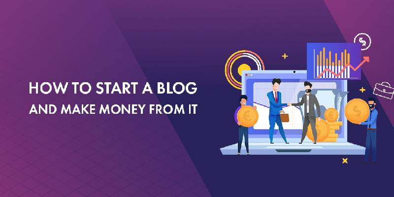 Tips To make money with your blog.