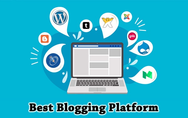 Image Representing The Best Blogging Platform.
