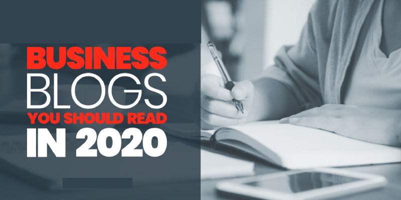 Business Blogs You Should Read In 2020