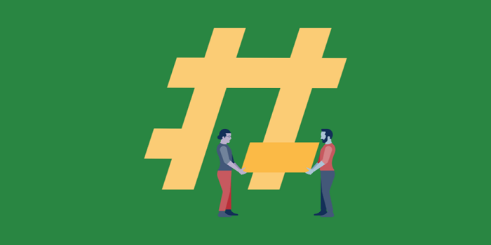 Hashtag - A Clickable Topic Or Keyword.