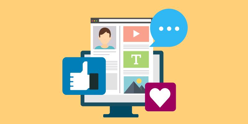 Better Social Media Posts For Social Media Marketing.