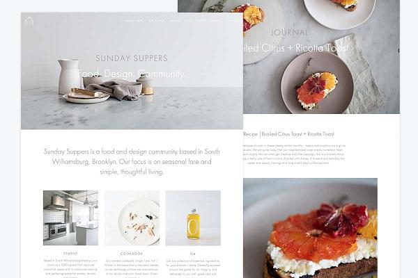 Top Food Blogs To Follow.