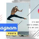 An Influential Instagram Post Maker